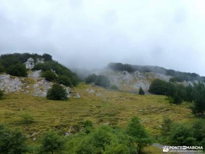Parque Natural de Urkiola;sierra de guadarrama puigmal islas ons pico almanzor